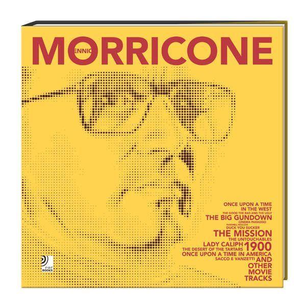 Earbook »Ennio Morricone« mit 4 CDs