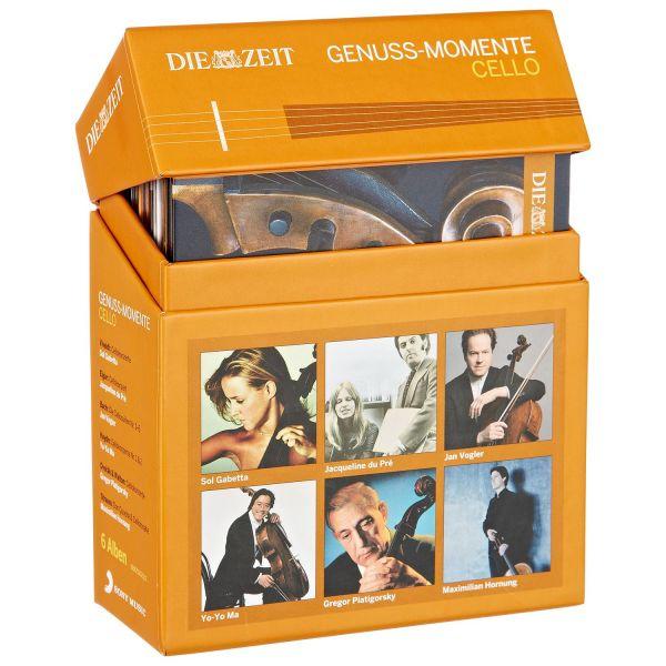 Genuss-Momente der ZEIT »Cello«