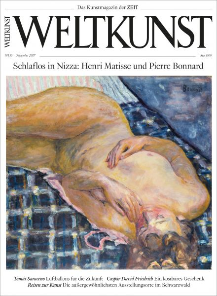 WELTKUNST 133/17 Schlaflos in Nizza: Henri Matisse und Pierre Bonnard