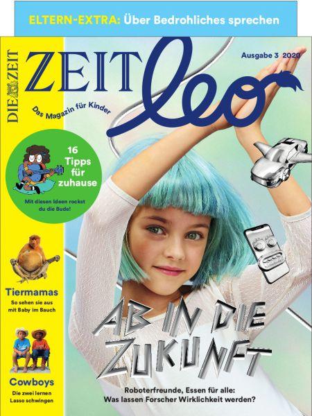 ZEIT LEO 3/20 Ab in die Zukunft