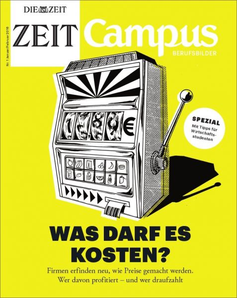 ZEIT CAMPUS 1/16 Such mich, Chef!