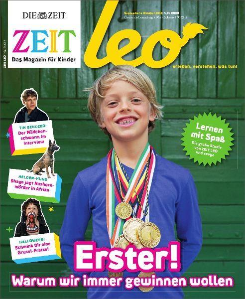 ZEIT LEO 5/13 Erster!