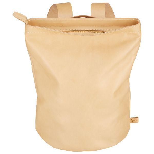Rucksack aus Rindleder Natur