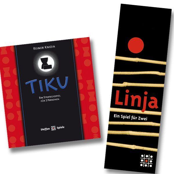»TIKU« und »Linja« im Set