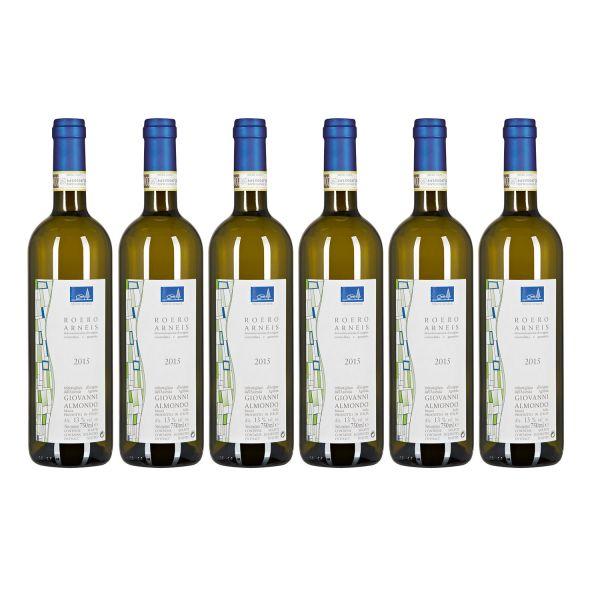 Vigne Sparse, Roero Arneis, 2015 (6 Flaschen)