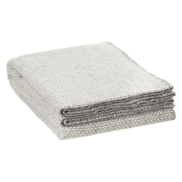 Decke »Domino« aus 100% Lammwolle