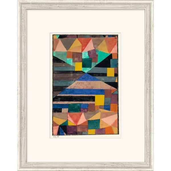 Klee, Paul: »Blauer Berg«, 1919