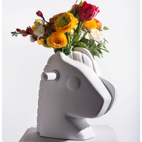 Jeff Koons: »Split-Rocker«, 2012