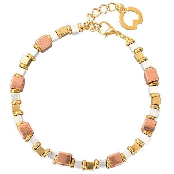 Waszak, Petra: Armband »Tricolor«