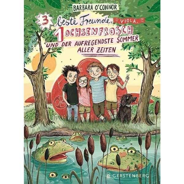 3 beste Freunde, Viola, 1 Ochsenfrosch und der aufregendste Sommer aller Zeiten