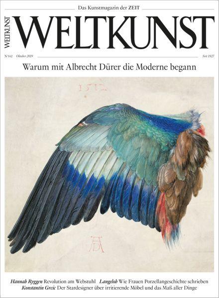 WELTKUNST 162/19 Warum mit Albrecht Dürer die Moderne begann