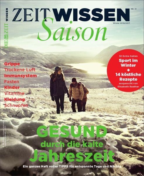 ZEIT WISSEN SAISON 1/16 Gesund durch die kalte Jahreszeit