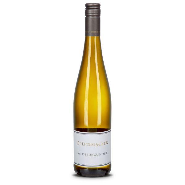 Weingut Dreissigacker: Weißburgunder Gutswein trocken 2014