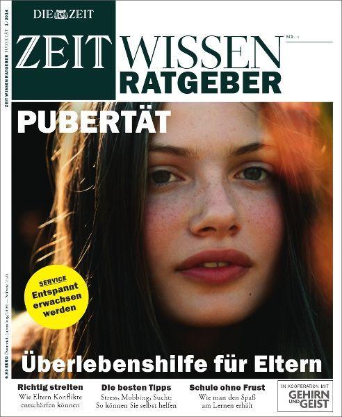 ZEIT WISSEN Ratgeber: Pubertät