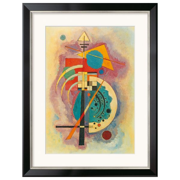 Kandinsky, Wassily: »Hommage á Grohmann«