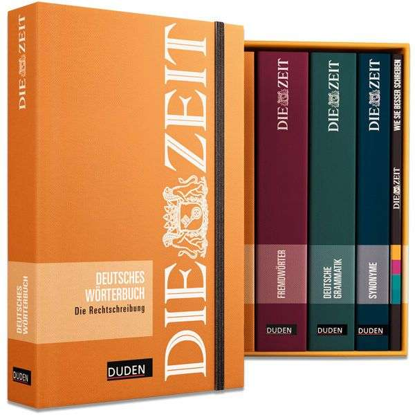 Zeit Edition Duden Online Bestellen Zeit Shop