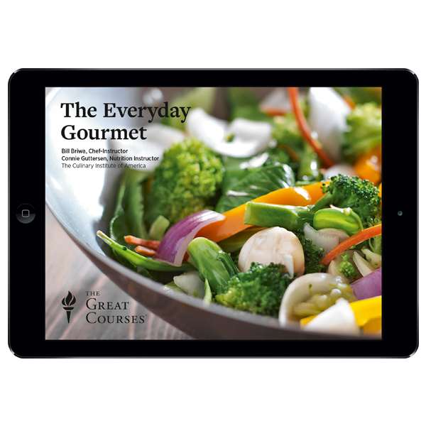 »The Everyday Gourmet: Making Healthy Food Taste Great«-Seminar