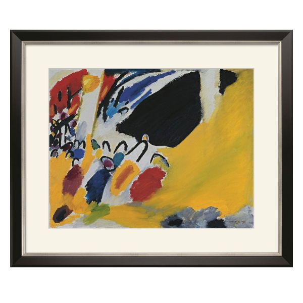 Kandinsky, Wassily: »Impressionen III (Konzert)«, 1911