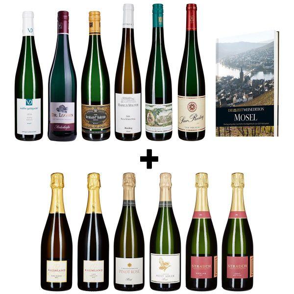 Wein- & Sekt-Set »Mosel & Rhein«