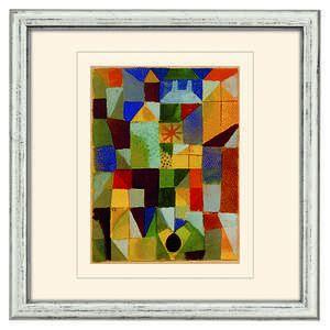 Klee, Paul: »Städtische Komposition«, 1919