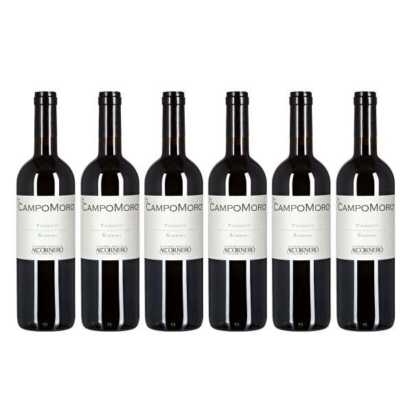 Barbera, Campomoro, 2014 (6 Flaschen)