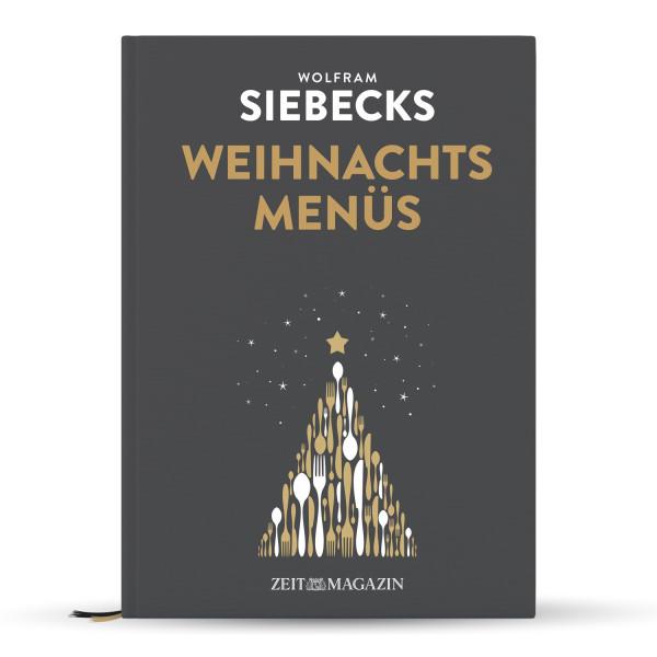 ZEIT-Edition »Wolfram Siebecks Weihnachtsmenüs«