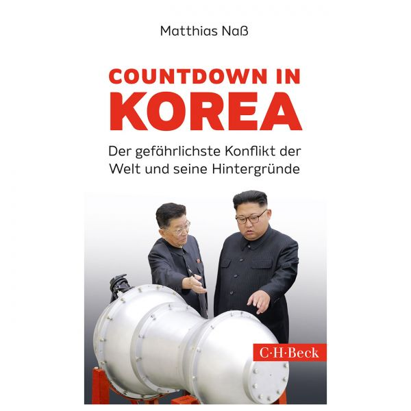 Countdown in Korea – Matthias Naß