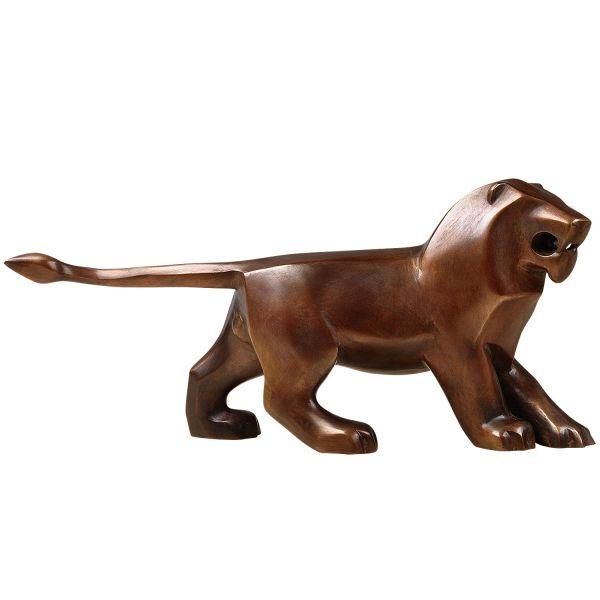 SIME: »Kleiner Löwe«, Bronze
