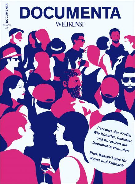 WELTKUNST 131/17 DOCUMENTA - Das Kunstereignis des Jahres: Alles zur documenta 14