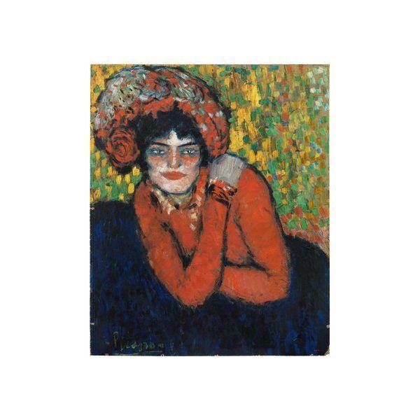 Picasso, Pablo: »Margot«, 1901