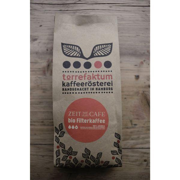 Filterkaffee & Espresso im Set, ZEITblend