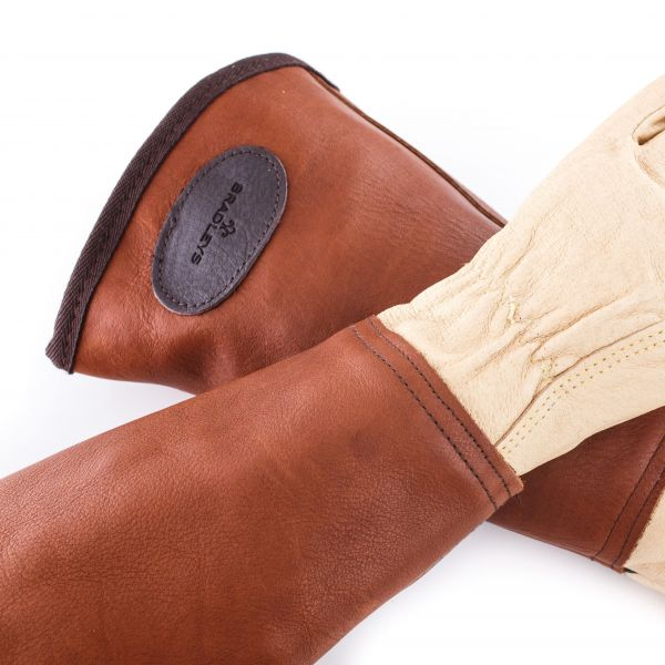 gartenhandschuhe mit lederstulpe blumen pflanzen. Black Bedroom Furniture Sets. Home Design Ideas