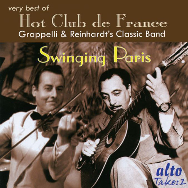 Quintette du Hot Club de France: Swinging Paris