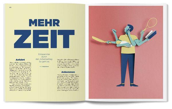 ZEIT Spezial Mein Job. Mein Leben. 2/15