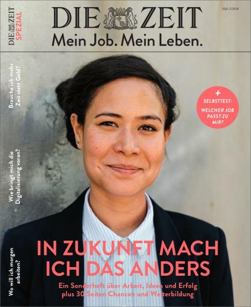 ZEIT Mein Job. Mein Leben. 2018