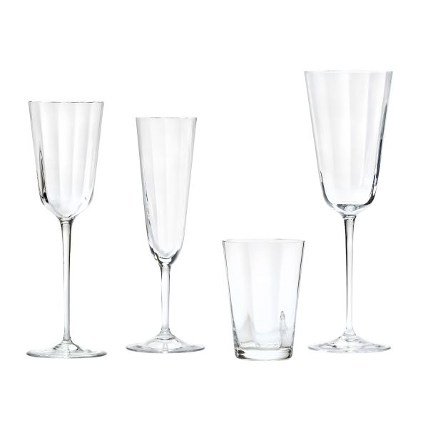 ZEIT-Glasserie von Freiherr von Poschinger Glasmanufaktur, 16-teilig Glasserie für DIE ZEIT, 16-teilig