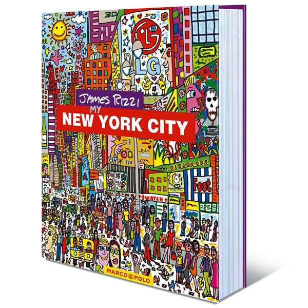 James Rizzi/Peter Bührer: »My New York City«