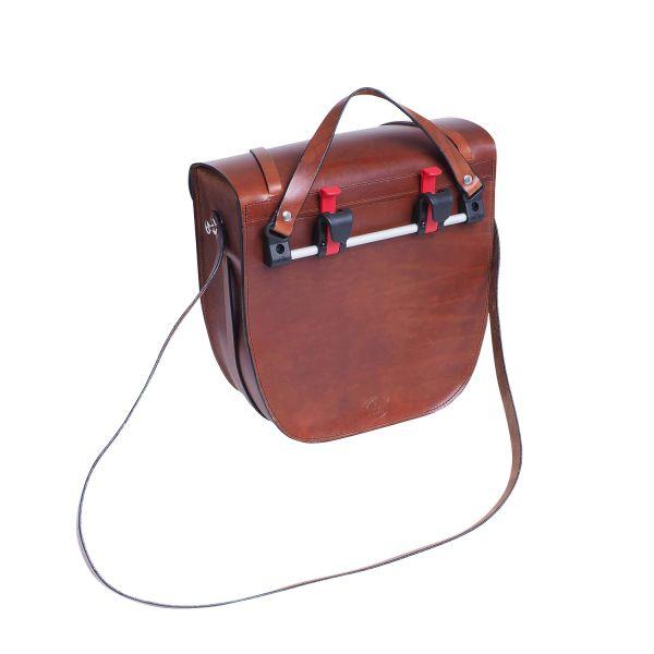 Shopping Bag, braun