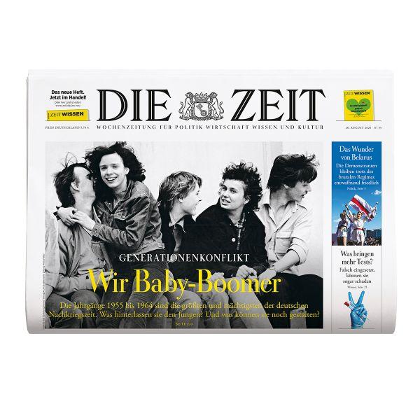 DIE ZEIT 35/2020