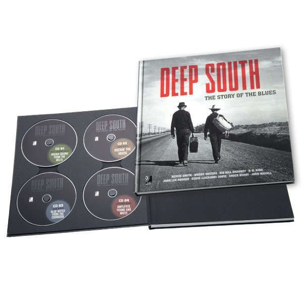 Peter Bölke: »Deep South: The Story of the Blues«