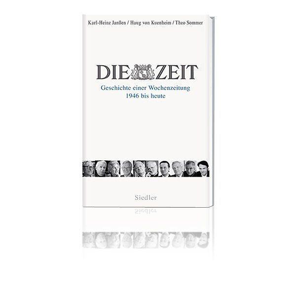 Ein Streifzug durch 60 Jahre ZEIT-Geschichte