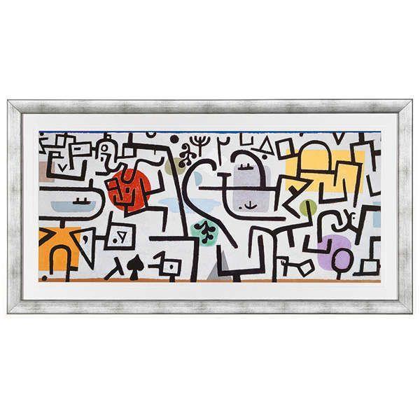 Klee, Paul: »Reicher Hafen«, 1938