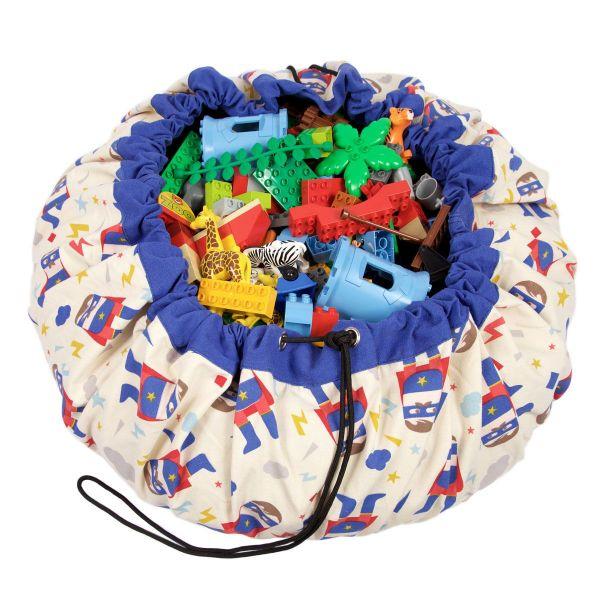 Spielzeugtasche »Play & Go« Superhero
