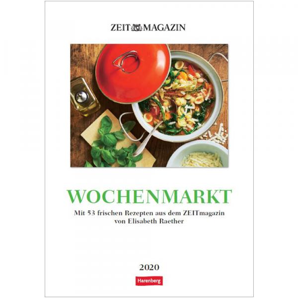 »Wochenmarkt«-Kalender 2020