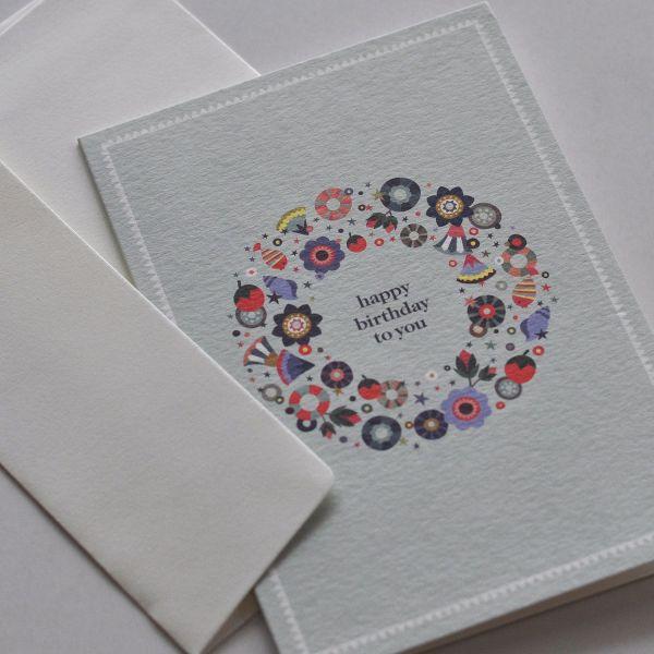 Grußkarten-Set »Anlässe I«