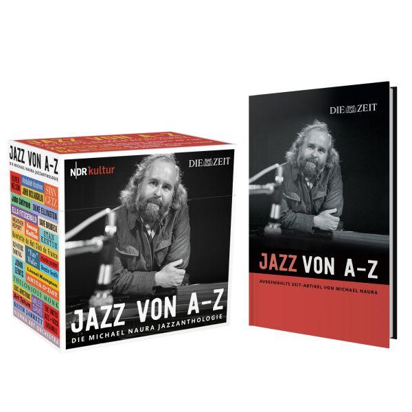 Jazz von A-Z. Die Michael Naura Jazzanthologie