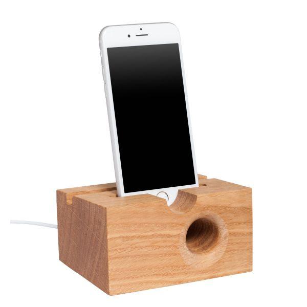 iPhone Ständer & Lautsprecher »Assono«
