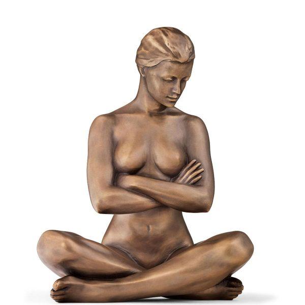 SIME: Skulptur »Harmonie«, Bronze