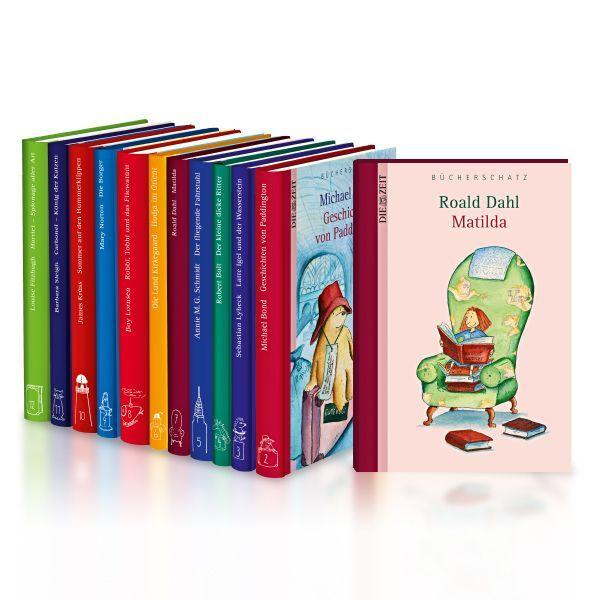 »Der ZEIT-Bücherschatz«