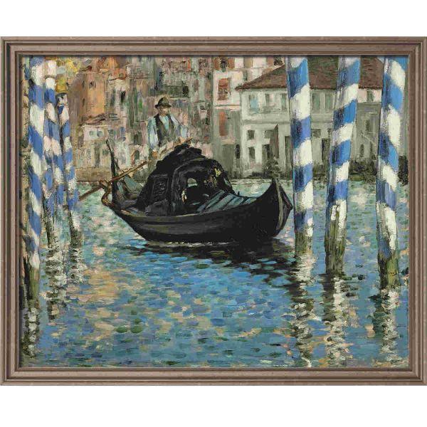 Manet, Edouard: »Canale Grande in Venedig«, 1874